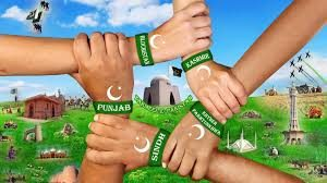 An image shows unity in Pakistan
